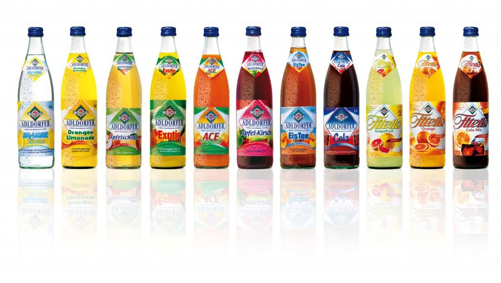 Erfrischungsgetränke und Limonaden - GoodlifeStudio