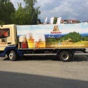 Neues Key-Visual der Brauerei Hutthurm im Einsatz auf den Bierfilzen